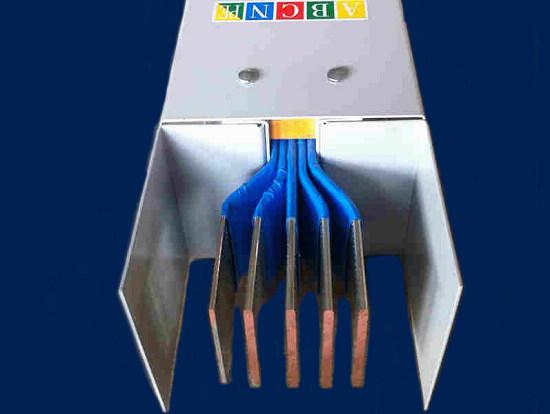 钢外壳800A小电流全封闭母线槽图片