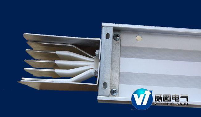 优质铝镁合金外壳ccx6插接母线槽