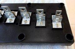 插接式母线槽插接箱背部图片