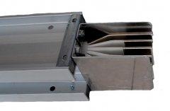 500A密集型封闭式母线槽