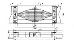 母线槽连接头的安装方法