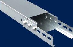 钢制热镀锌槽式电缆桥架