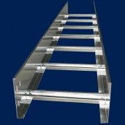 钢制镀锌梯级式大跨距电缆桥架